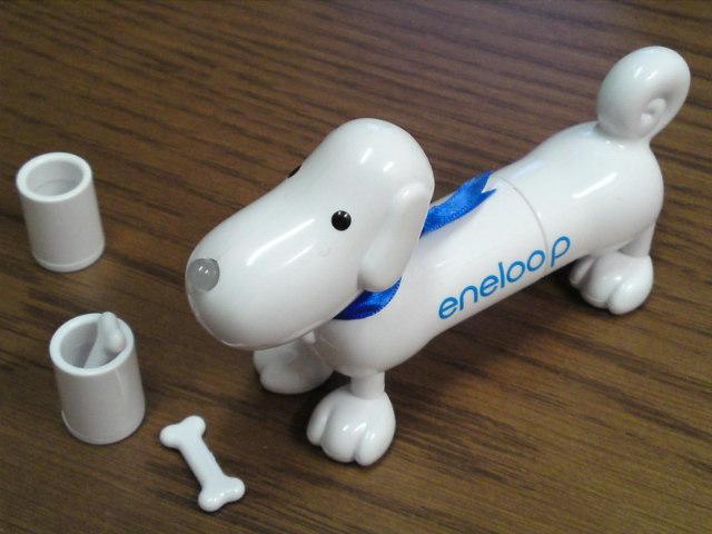 犬型マスコット「エネルーピー」